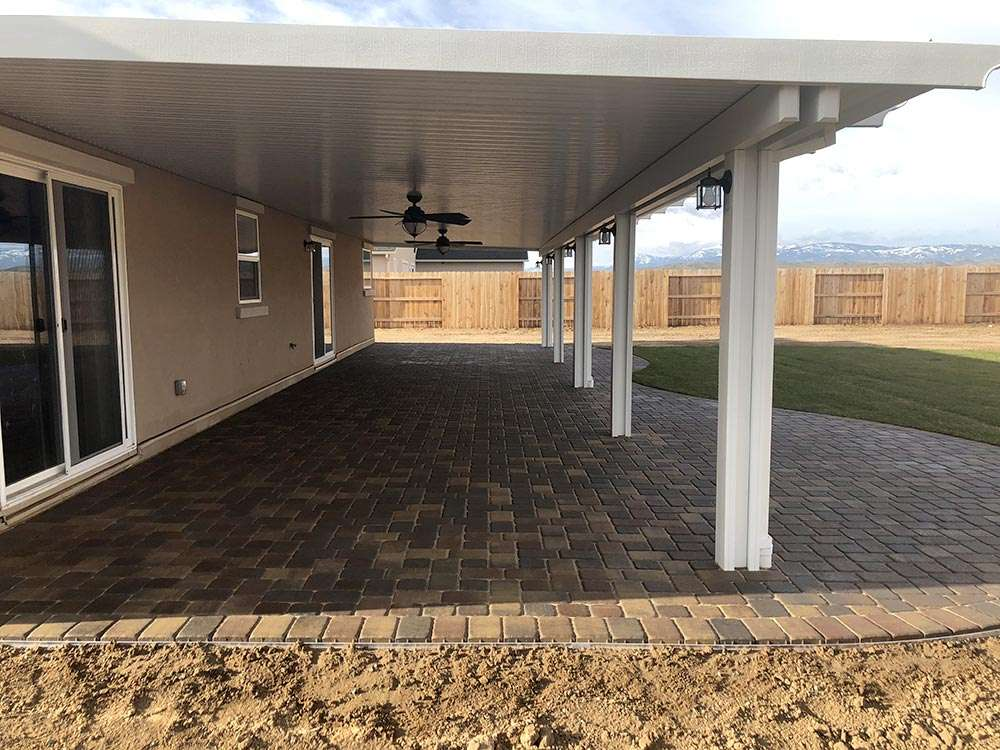 residential patio covers